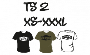 Maastopyöräilyvaatteet | T-paita TS2