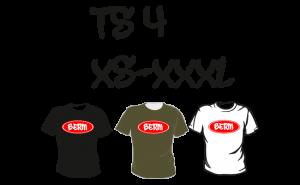 Maastopyöräilyvaatteet | T-paita TS4