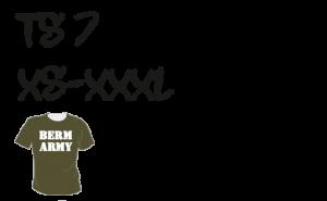 Maastopyöräilyvaatteet | T-paita TS7