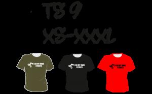 Maastopyöräilyvaatteet | T-paita TS9